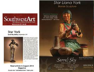 New article in Southwest Art Magazine