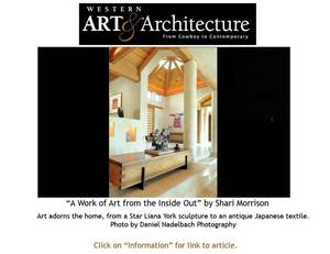 """A Work of Art from the Inside Out"" by Shari Morrison"