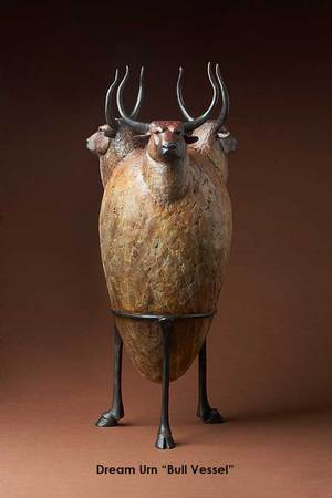 Dream Urn, Bull Vessel